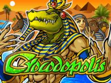 Обзор игрового автомата Crocodopolis