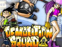 Обзор игрового автомата Demolition Squad