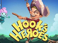 Обзор игрового автомата Hook's Heroes