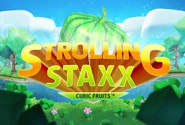 Автомат Strolling Staxx Cubic Fruits