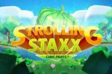 Обзор игрового автомата Strolling Staxx Cubic Fruits