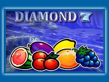 Обзор игрового автомата Diamond 7