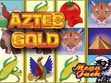 Обзор игрового автомата Aztec Gold