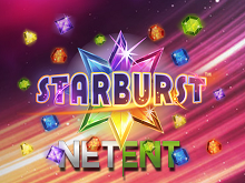 Обзор игрового автомата Starburst
